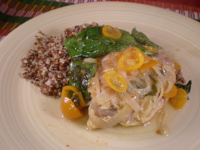 Crock Pot Wednesdays: Kumquat chicken