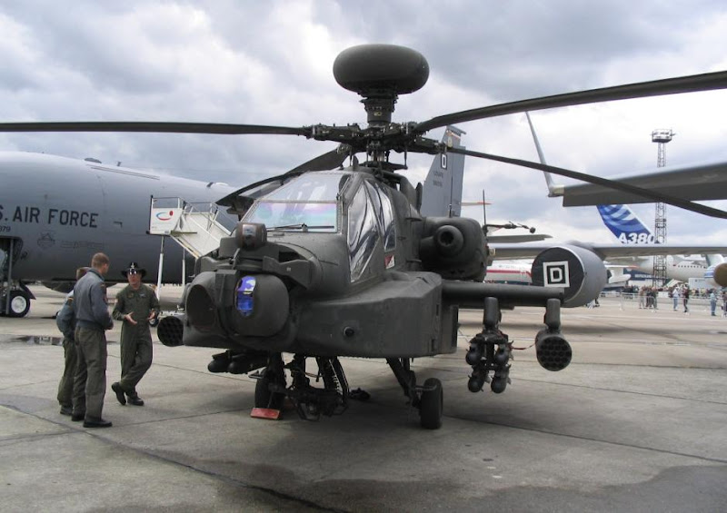 AH-64D Apache Longbow Multi-mission Helicopter