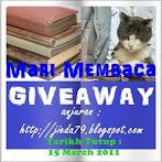 @15 mac : Mari Membaca Giveaway