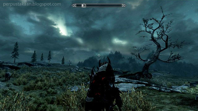 The elder scroll 5 - Skyrim screenshot