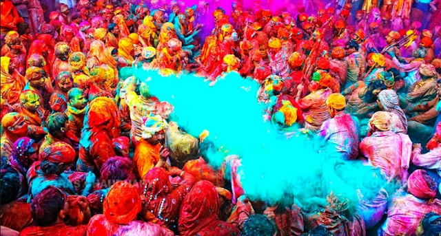 The Festival of Happiness Holi