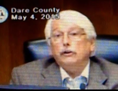 Actions displayed by Commissioner Burrus during the May 4th board meeting can only make it difficult for citizens to speak freely before the board. He should apologize to the public immediately. (click on photo to view incident)