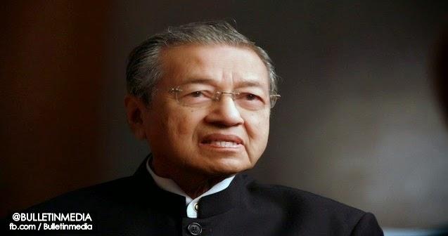 'Kadang-kadang saya rasa saya patut terus jadi Perdana Menteri,' - Tun Mahathir