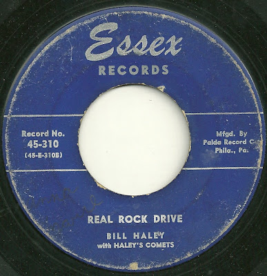 Bill Haley - Real Rock Drive & Ray Smith - That's All Right - Rockin' Little Angel