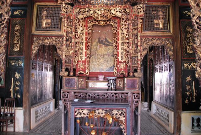 Maison du L'Amant, Dong Thap