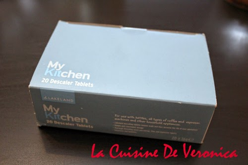La Cuisine De Veronica Descaling Tablets 除垢劑