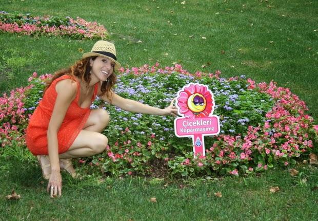 parque flores estambul