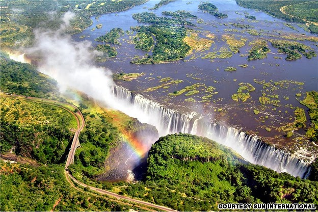 26 of the most stunning spots in Africa