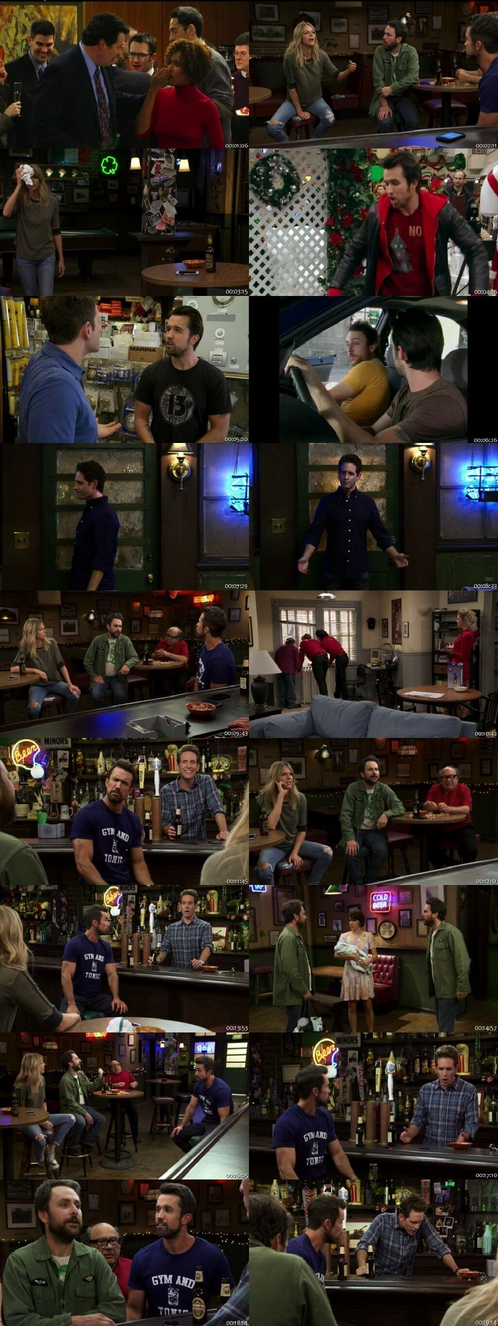 Screenshots Of English Show Its Always Sunny in Philadelphia Season 13 Episode 07 2018 WEB-DL 720P 300MB