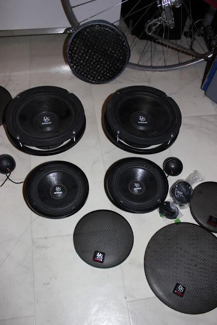 DLS Reference 3vägs högtalare