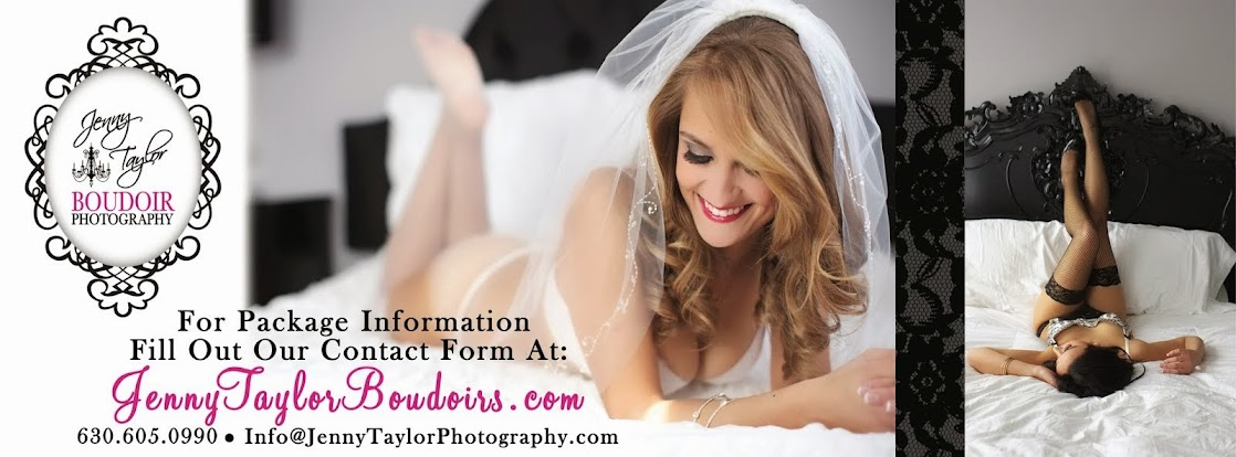 Jenny Taylor Boudoir Photography Chicago and Naperville | 100% Female Staff  | On Location Salon