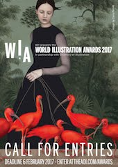 world illustration awards 2017