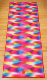 New- Om Candy Collection Yogitoes Skidless Towels