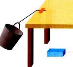 O balde bocha – Atividade experimental sobre conservação e transformação de energia