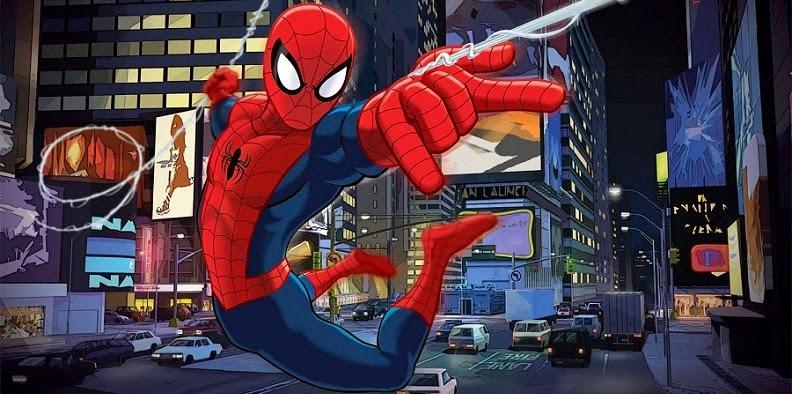 Sony Pictures confirma desenvolvendo de animação do Homem-Aranha para 2018