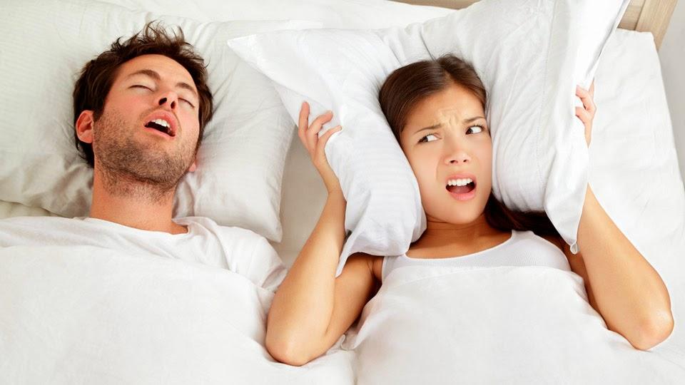 Snoring Lima Solusi Alami Untuk Membantu Berhenti Mendengkur