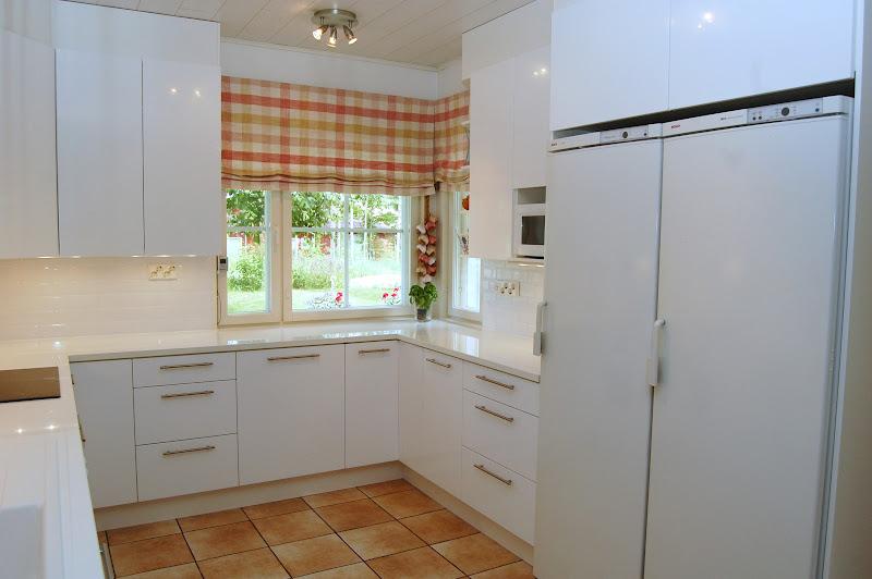 Hunajaa ja maitoa Keittiöremontti  Osa 14  Valkoinen keittiö valmis