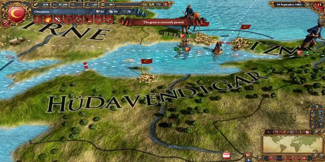 Europa Universalis IV çıktı