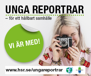 BA1b är med i Unga reportrar!