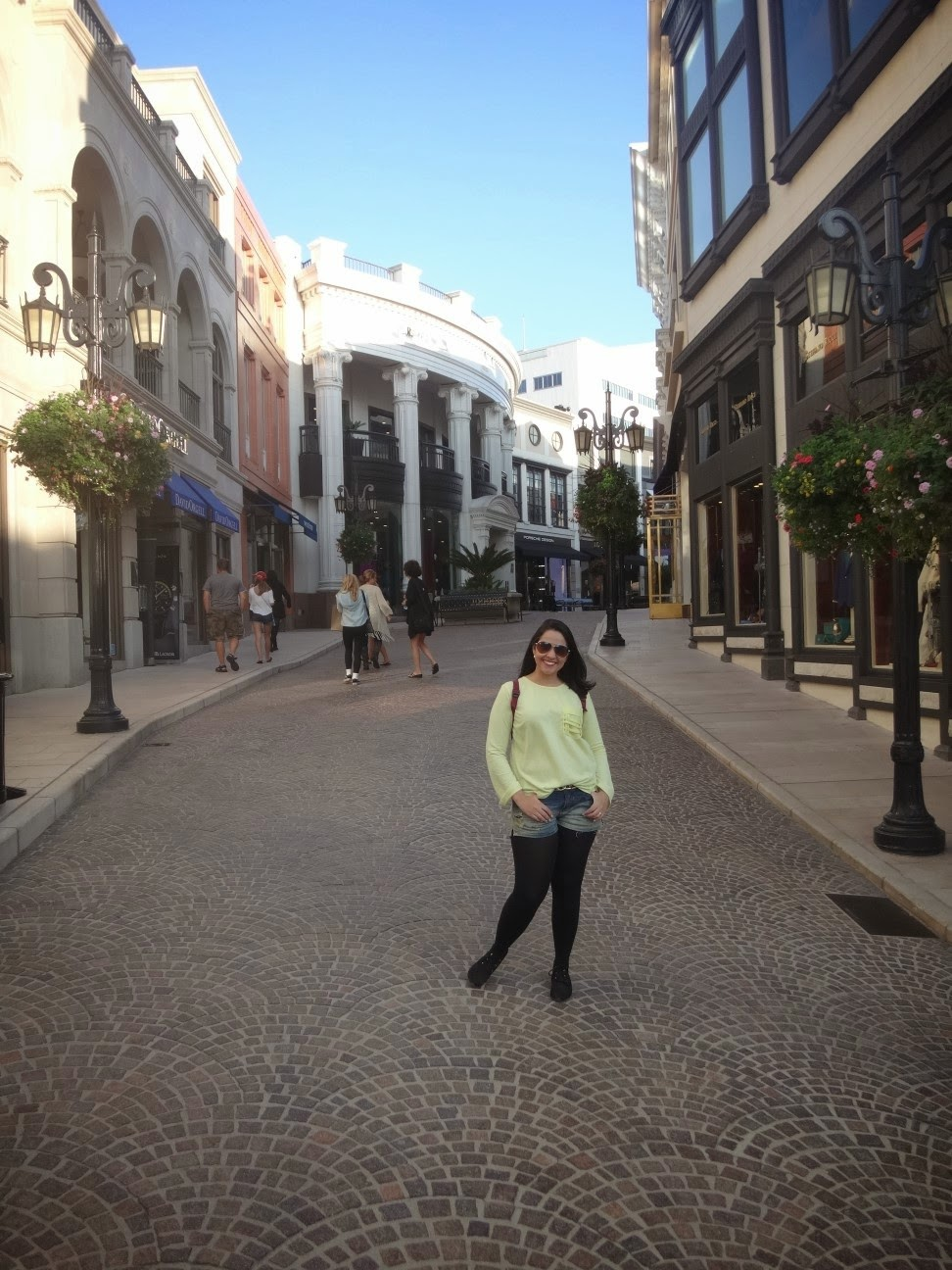 rodeo drive - beverly hills - los angeles