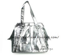 Clinique Handbag Silver