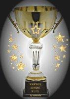 Meu primeiro Troféu