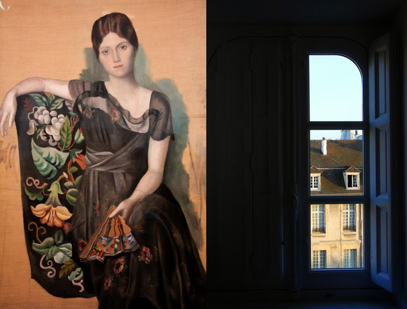 Musée Picasso Paris - Portrait d'Olga