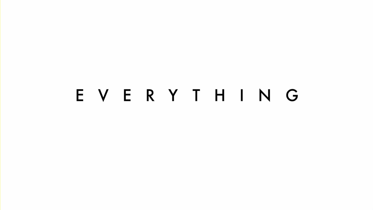 everything for nothing: