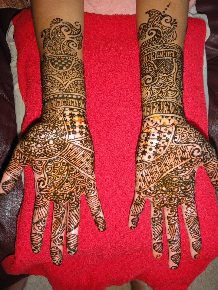 Mehndi Mehndi Ki Design : Mehndi images free
