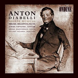 Anton Diabelli: Serenate Concertante / Grande Serenade / Gesange Fur Herz Und Gefuhl / Gran Variazioni