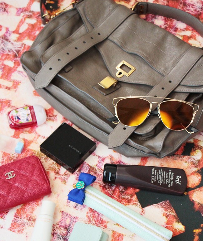 e2eb8def4768 The RAEviewer - A blog about luxury and high-end cosmetics  WHAT S IN MY BAG