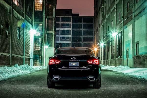 Chevrolet Impala Midnight Edition