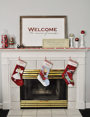 Googlier garland search date 20180216 the mantle in the family room fandeluxe Images
