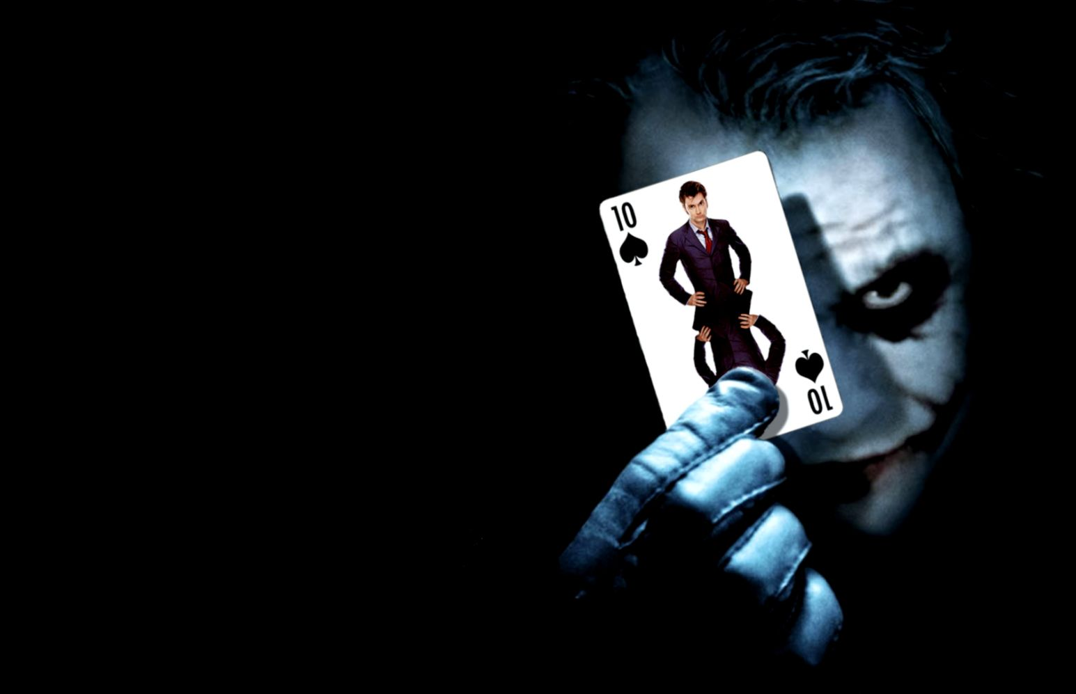 Joker Card Desktop Background Image Wallpaper Collections