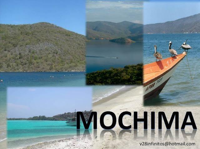 imagen tour por las isla de mochima desde puerto la cruz