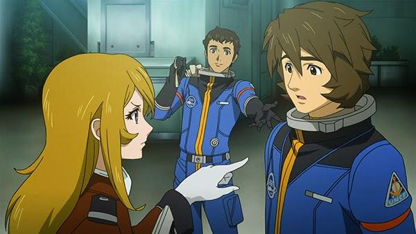 Uchuu Senkan Yamato 2199 - rekomendasi anime romance action terbaik
