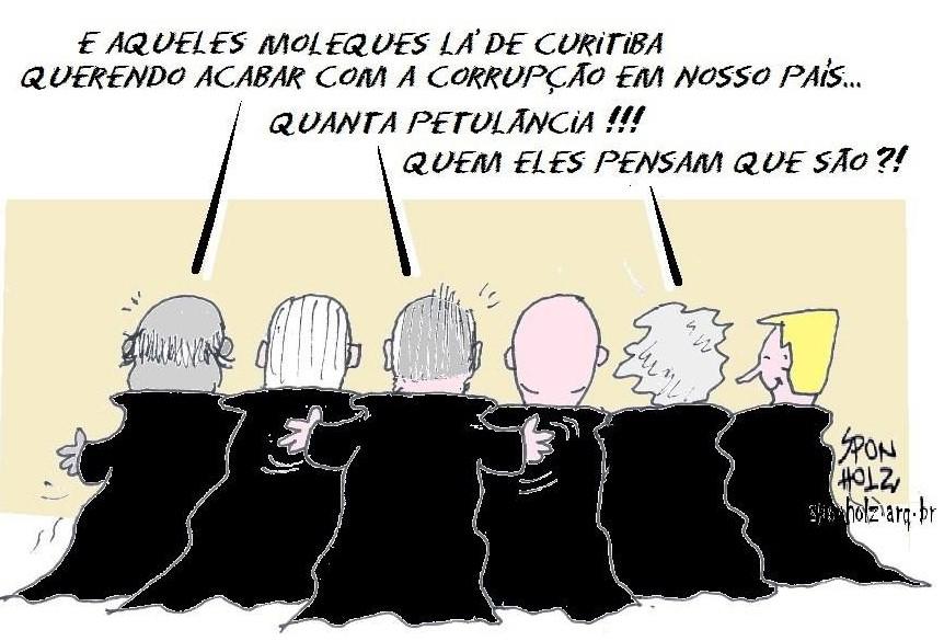A piazada de Curitiba