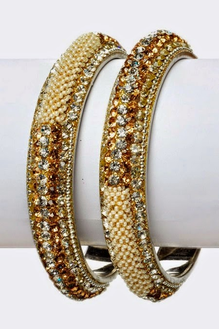 Designer Bangles for Parties 2014