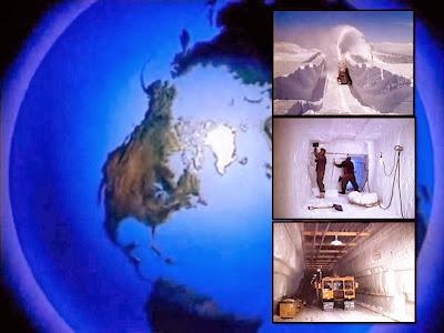 The U.S. Army's Top Secret Arctic City Under The Ice!