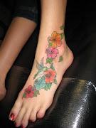 Beautiful Ankle Tattoo