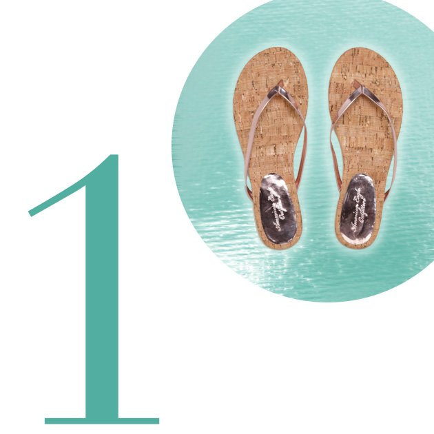 Top 5 Flip-Flops For Summer 2013: AEO Summer Flip-Flop