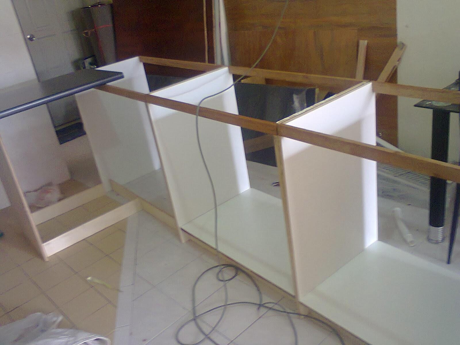 jom diy rumah anda buat kabinet dapur sendiri build