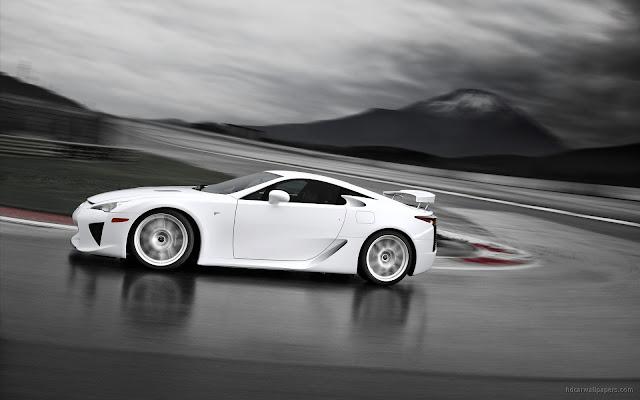2011 Lexus LFA Racing