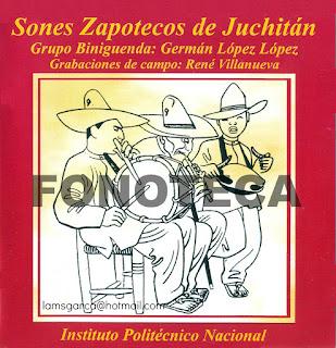 SONES ZAPOTECOS DE JUCHITÁN