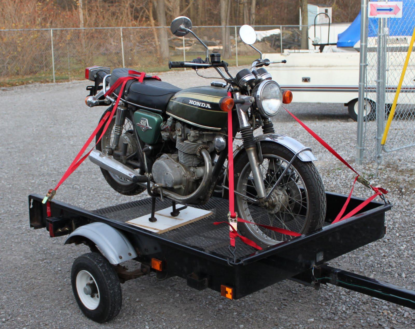 1973 Honda CB450 Grooshs Garage