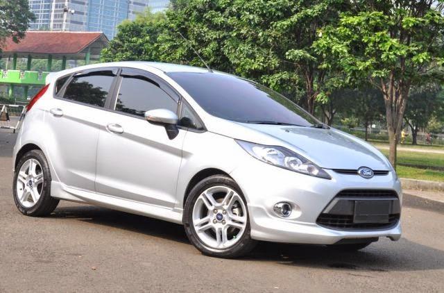 harga mobil bekas ford fiesta 2012