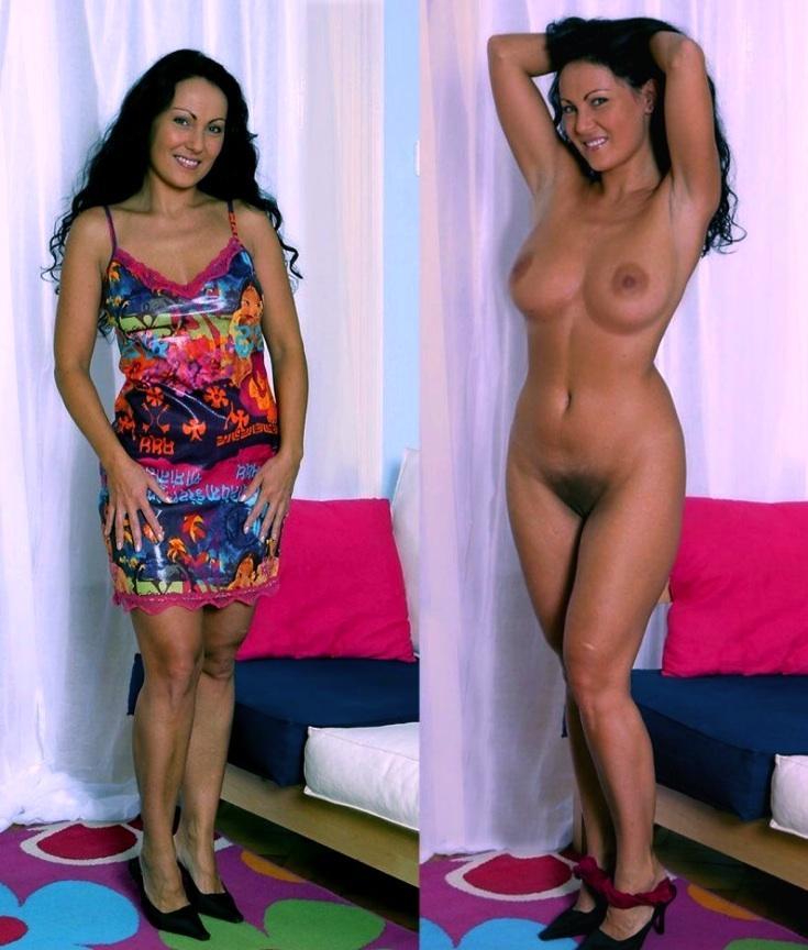 Primero Vestidas Despues Desnudas