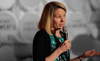 Consejos para emprendedoras tecnológicas - Marissa Mayer