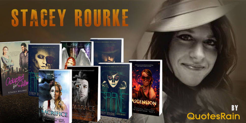 Author Stacey Rourke