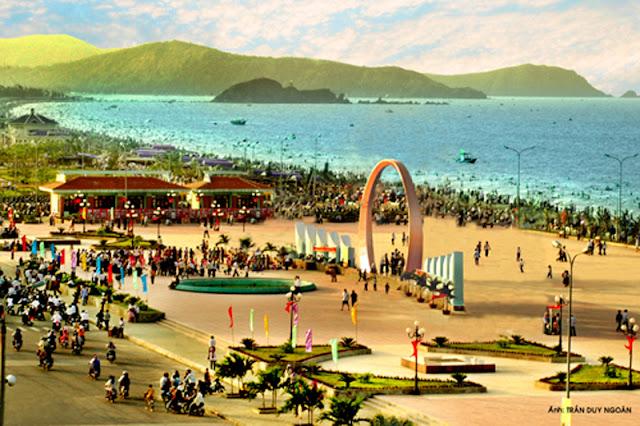 Bãi biển Cửa Lò,Các bãi biển đẹp tại Việt Nam